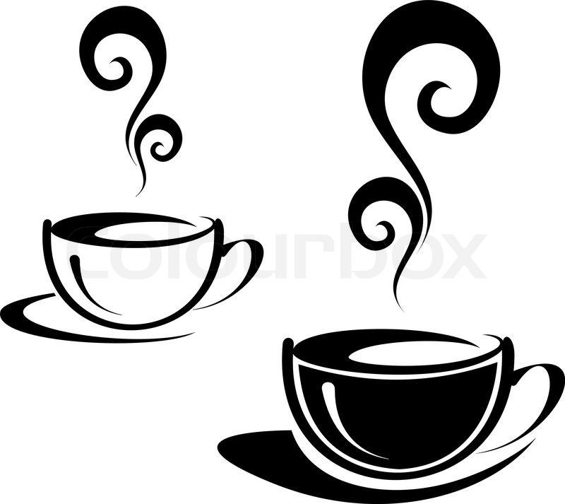 kaffee und kuchen png schwarz weiss transparent kaffee und. Black Bedroom Furniture Sets. Home Design Ideas