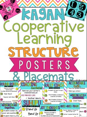 Kagan Cooperative Learning PN