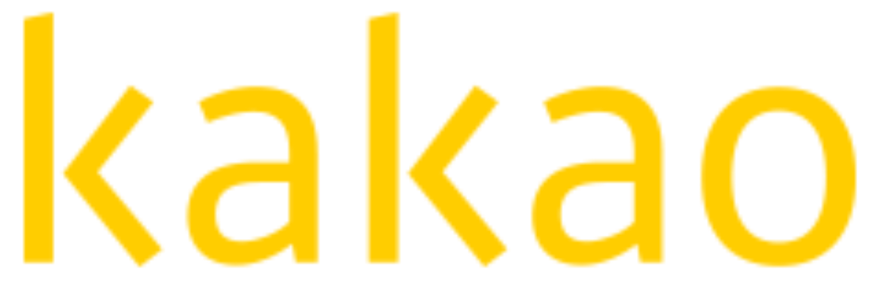 File:Kakao CI yellow.svg - Kakao Logo Vector PNG