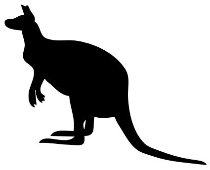 Kangaroo PNG-PlusPNG.com-425 - Kangaroo PNG