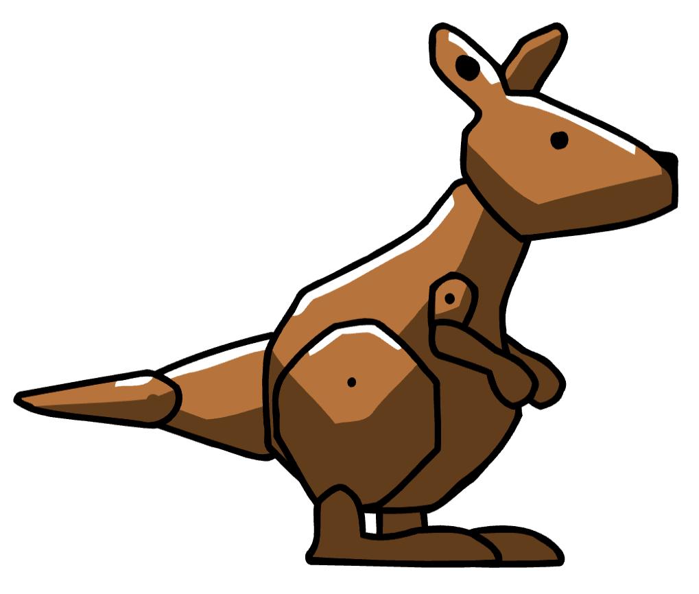 Kangaroo 2.png - Kangaroo PNG