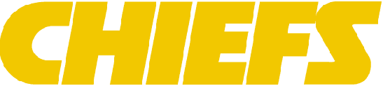File:Kansas City Chiefs yellow wordmark.png - Kansas City Chiefs Vector PNG