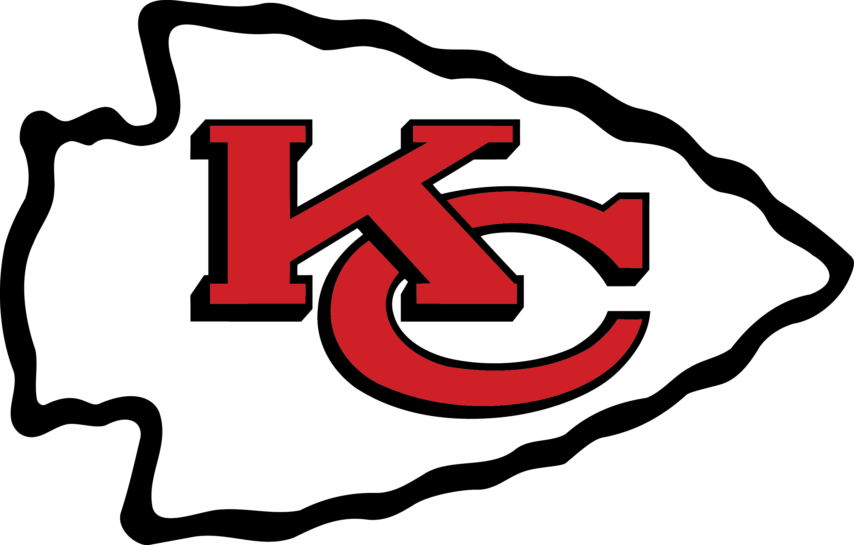 Kansas City Chiefs Vector PNG