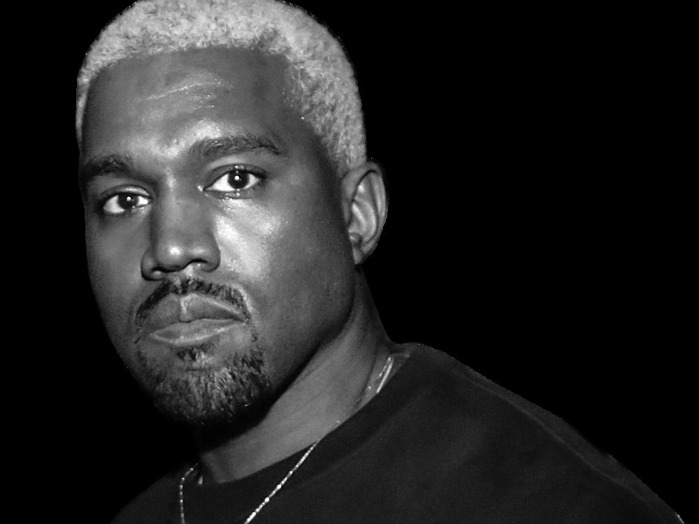 Kanye West PNG - 8545