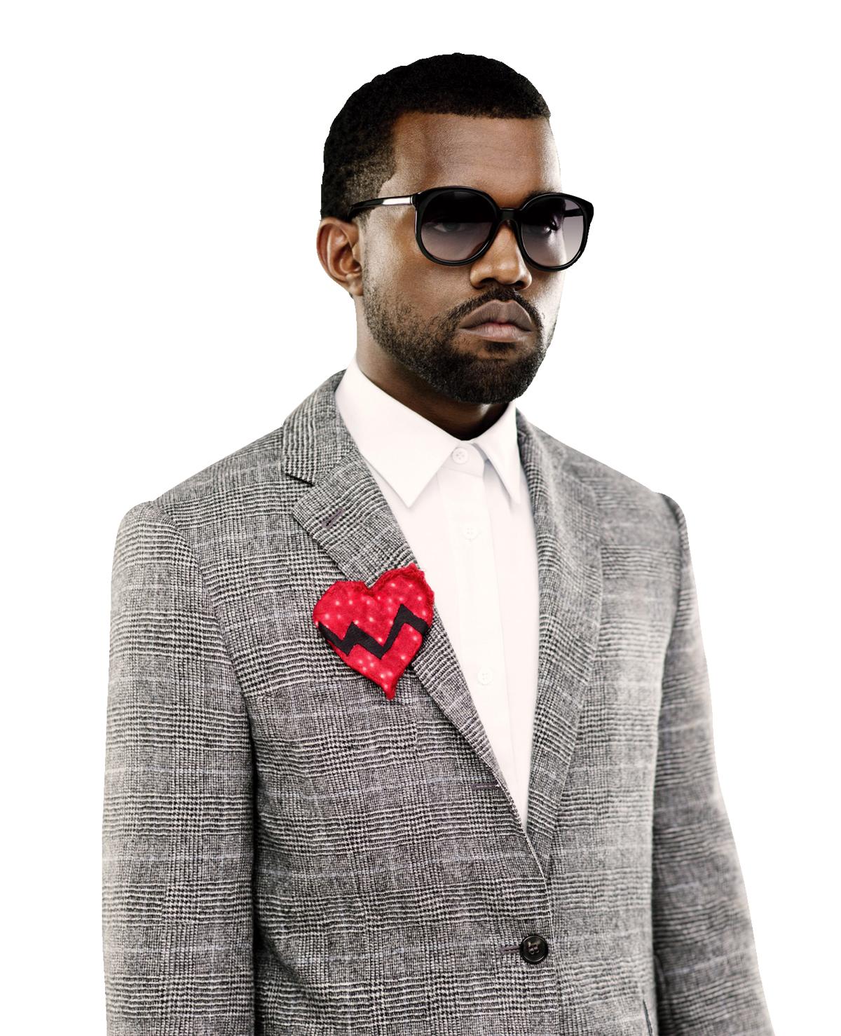 Kanye West PNG - 8533