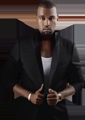 Kanye West PNG - 8546