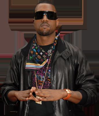 Kanye West PNG - 8539