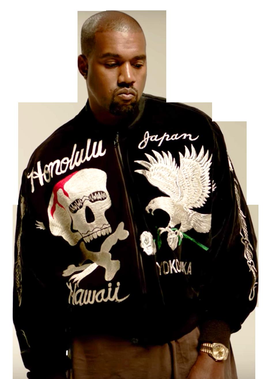 Kanye West PNG - 8534
