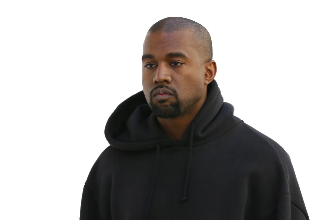 Kanye West PNG - 8523