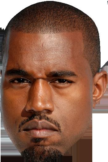 Kanye West PNG - 8543