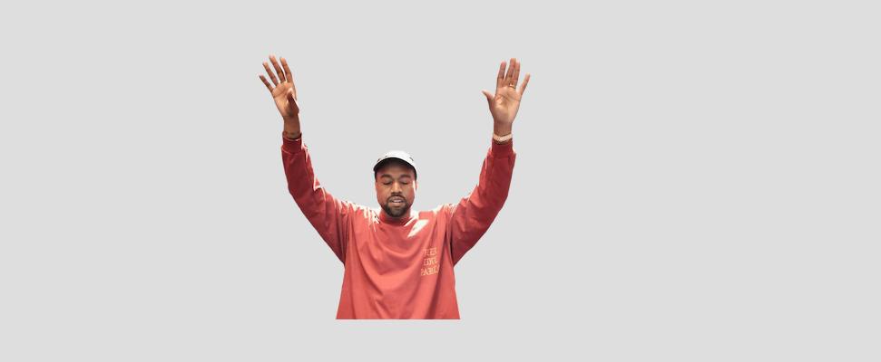 Kanye West PNG - 8535