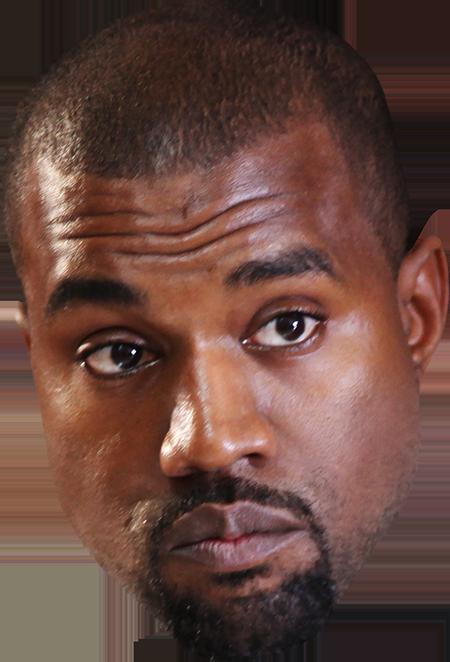 Kanye West PNG - 8528