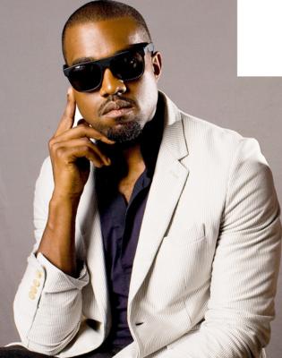 Kanye West PNG - 8526