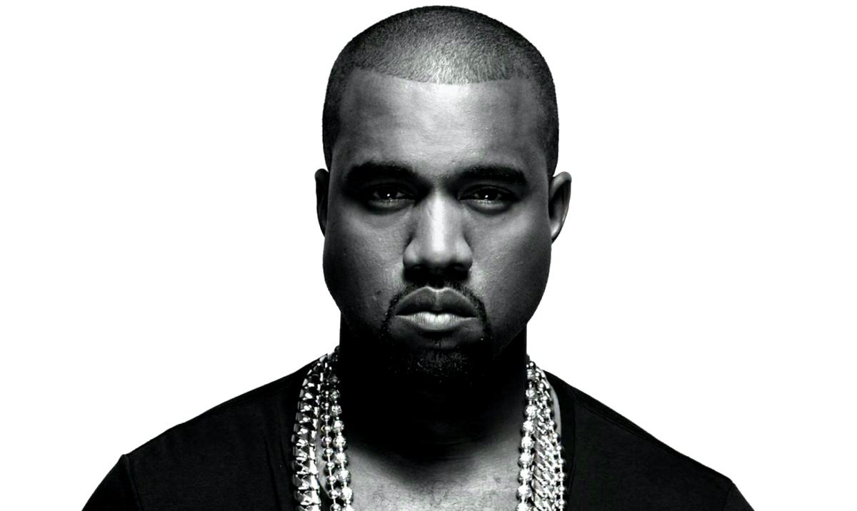 Kanye West PNG - 8532
