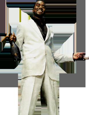 Kanye West PNG - 8541