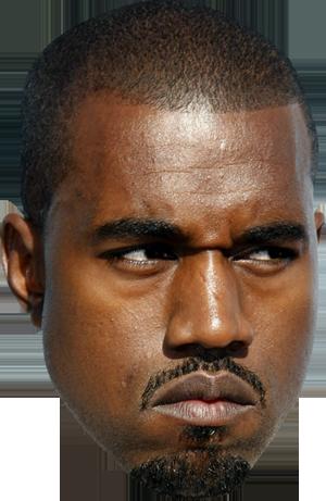 Kanye West PNG - 8536