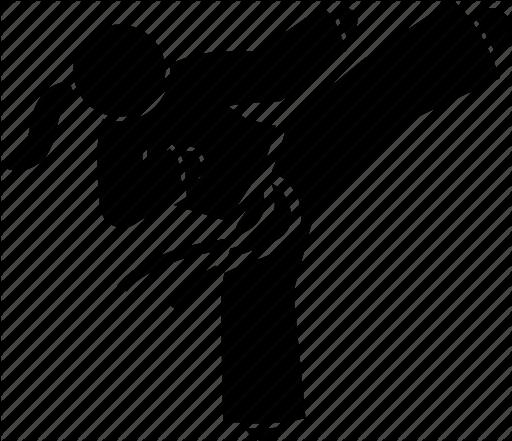 Karate Black Belt PNG - 151766