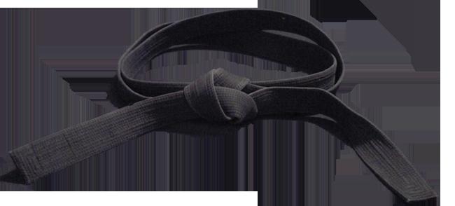 Karate Black Belt PNG - 151759