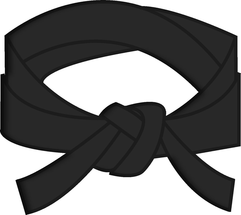 Karate Black Belt PNG - 151753