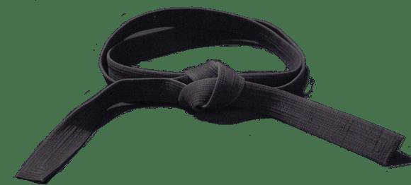 Karate Black Belt PNG - 151752