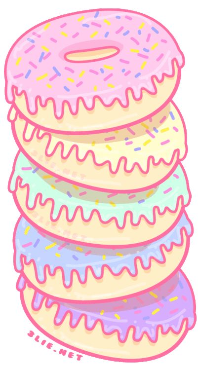 Luly fee ♥ - Kawaii Donut PNG