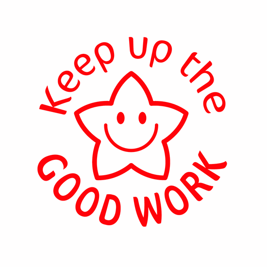 Keep up the good work