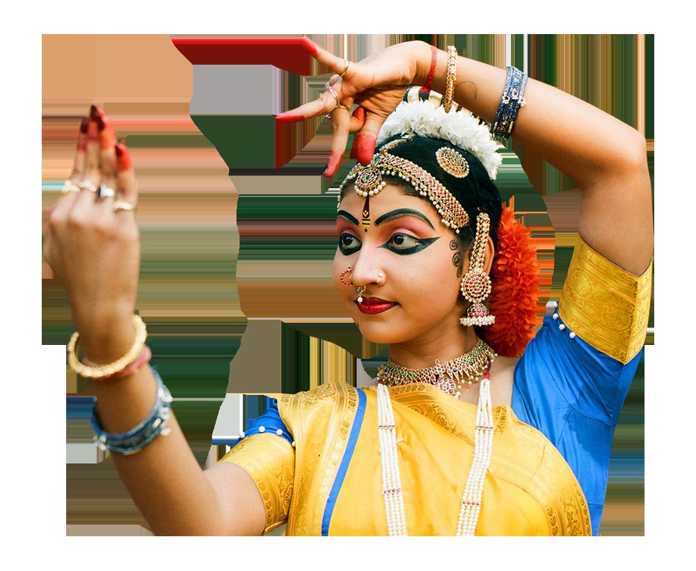 Kerala Dance PNG - 50349