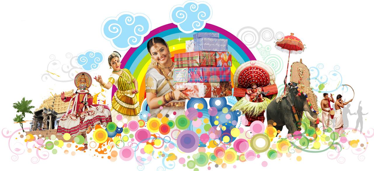 Kerala Dance PNG - 50350
