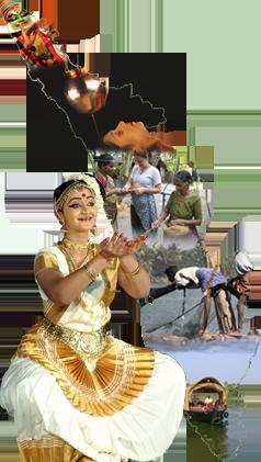 Kerala Dance PNG - 50359
