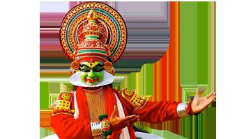 Kerala Dance PNG - 50353