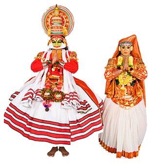 Kerala Dance PNG - 50356