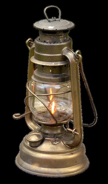 Kerosene Lamp PNG - 48768
