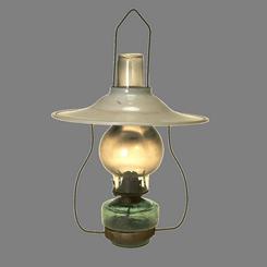 Kerosene Lamp PNG - 48778