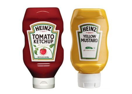 Ketchup And Mustard PNG - 48793