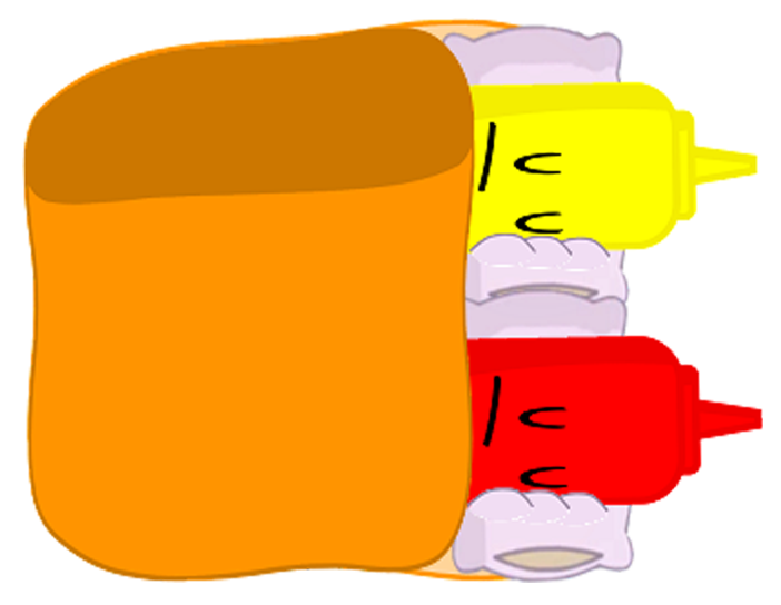 Ketchup And Mustard PNG - 48794