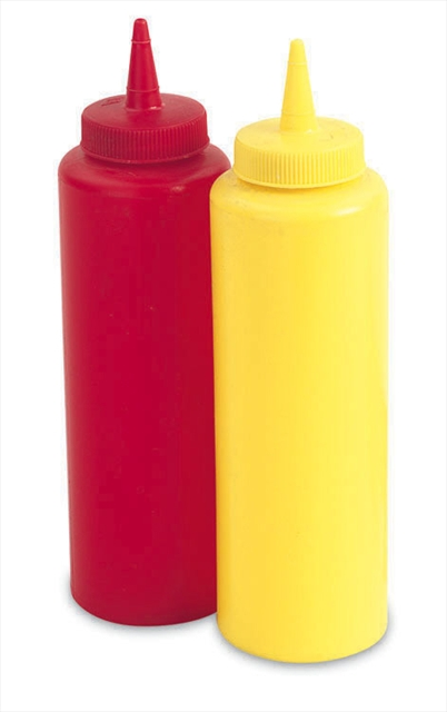 Ketchup And Mustard PNG - 48780
