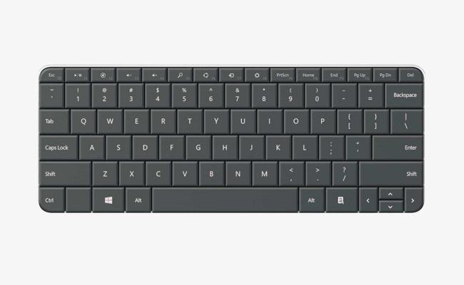 Keyboard HD PNG - 119637