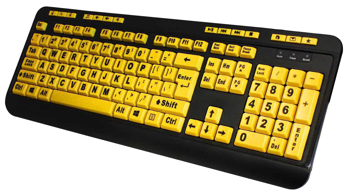 Keyboard PNG-PlusPNG.com-1175 - Keyboard PNG
