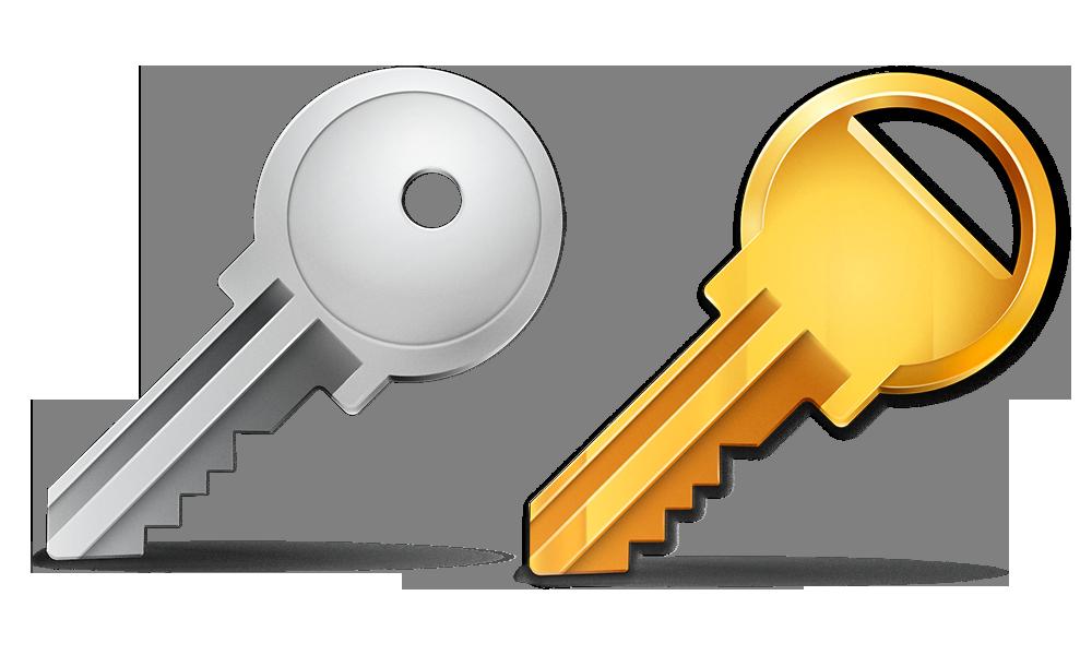 Key Png image #32730 - Keys PNG