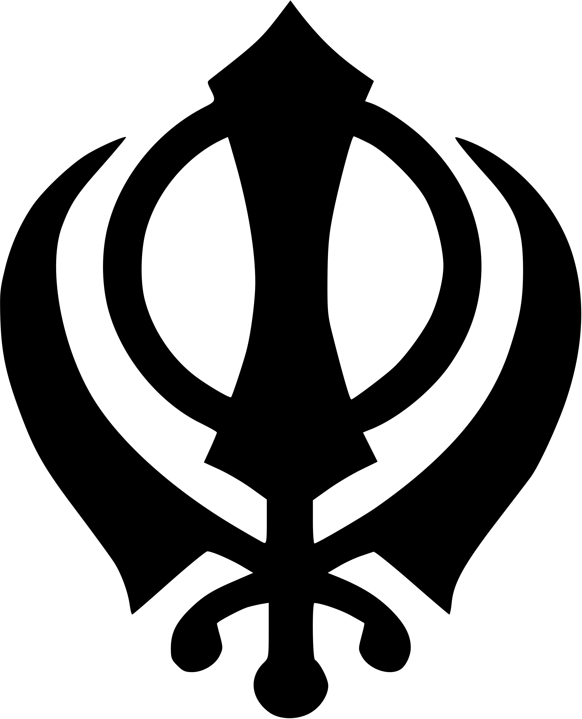 Khanda HD PNG - 119479