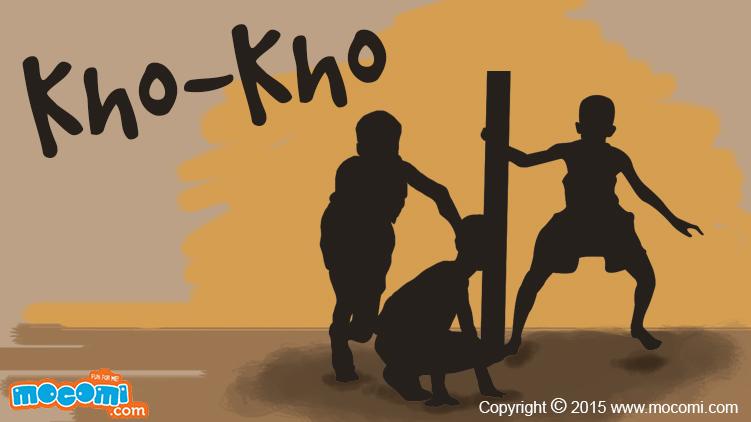 Kho Kho Game PNG - 42942