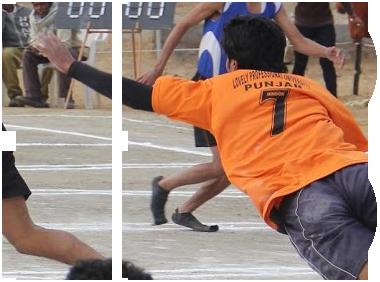Kho Kho Pune - Kho Kho Game PNG