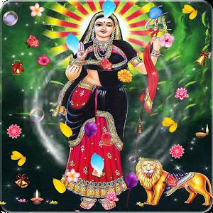 Khodiyar Maa Live Wallpaper - Khodiyar Maa PNG