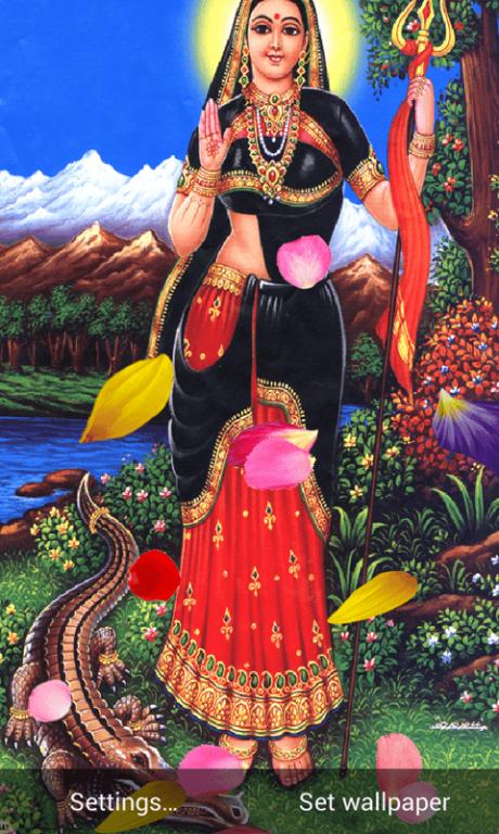 Khodiyar Mataji PNG-PlusPNG.com-460 - Khodiyar Mataji PNG