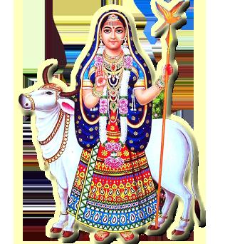 Khodiyar Mataji PNG - 42975