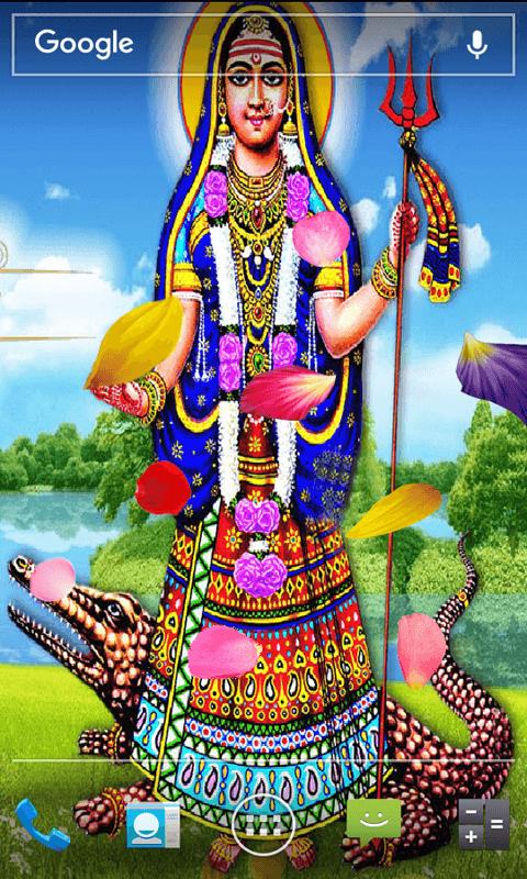 Khodiyar Maa Live Wallpaper - Khodiyar Mataji PNG