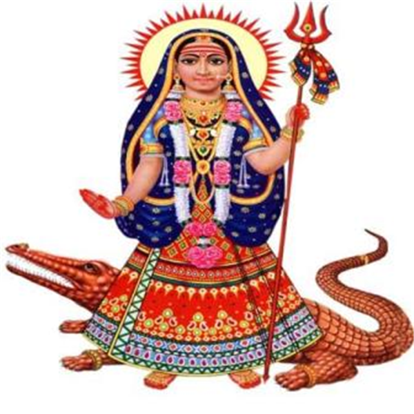 top maa khodiyar hd wallpapers, new khodiyar mata clipart - Khodiyar Mataji PNG