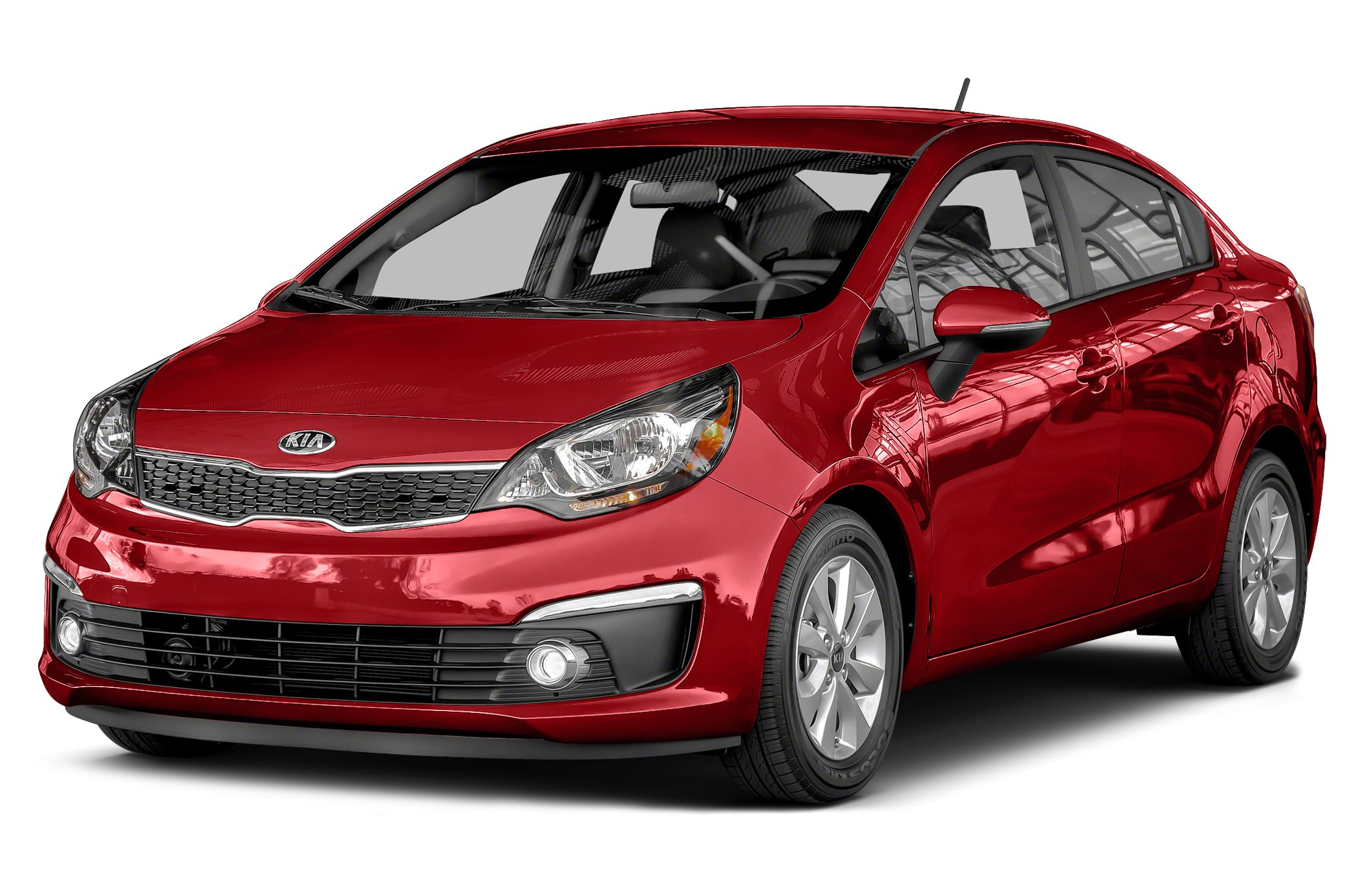 2016 Kia Rio Sedan LX 4dr Sedan Photo 3 PlusPng.com  - Kia HD PNG