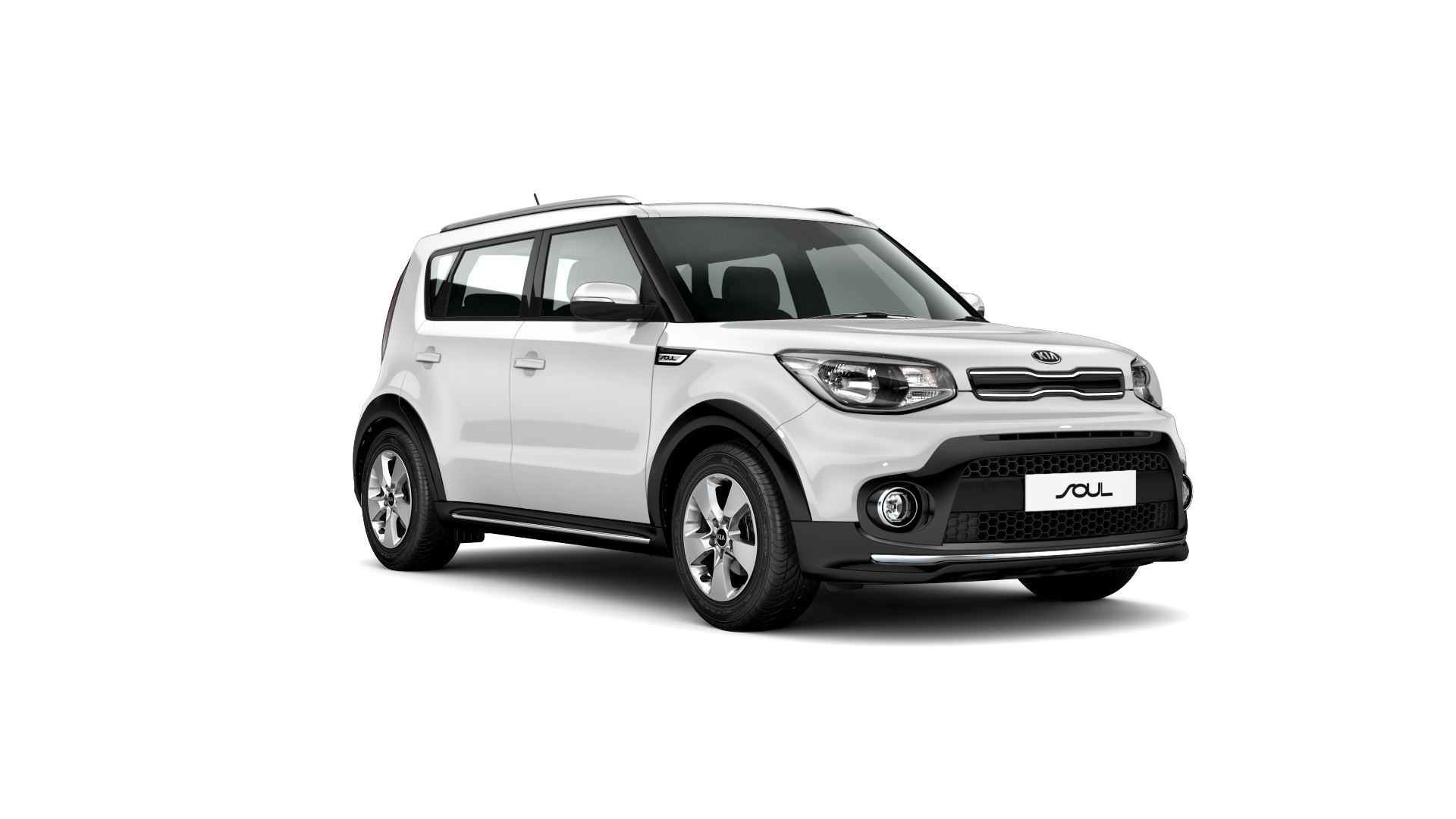 soul in clear-white - Kia HD PNG