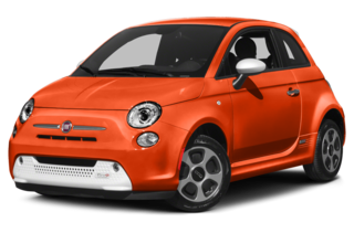 2016 FIAT 500e Battery Electric - Kia Soul PNG